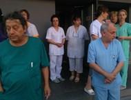"""Медици на протест: Къде потънаха 4 млн. лева от болница """"Св. Мина"""" в Пловдив?"""