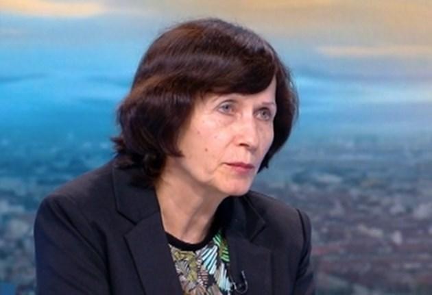 Професор Нели Корсун Кадър: бТВ
