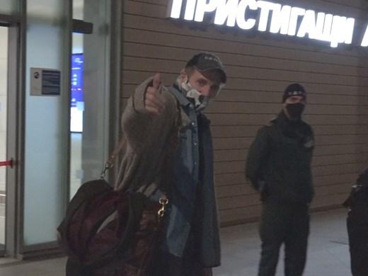 """Холивудската звезда Лиъм Нийсън снима """"Спомени"""" сред яхти в Созопол"""